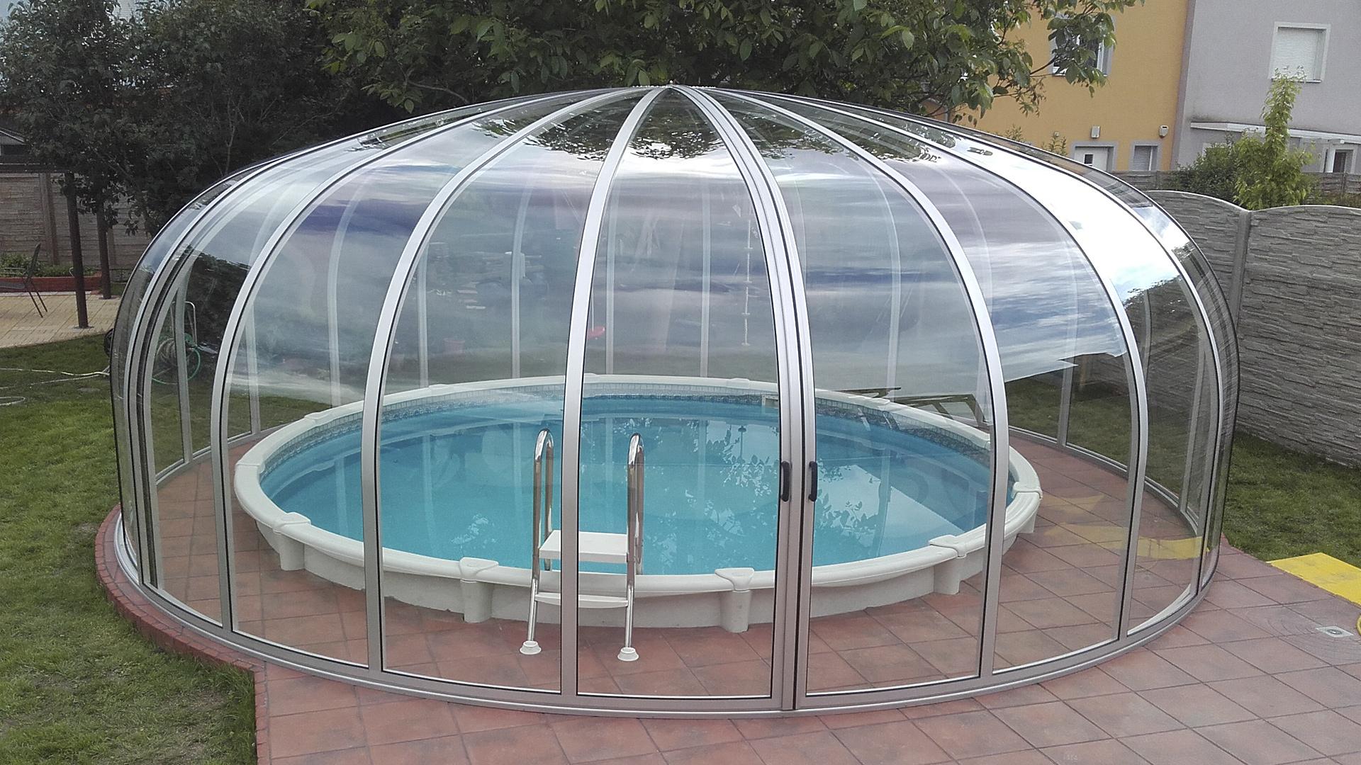 pool rund stunning rund with pool rund elegant beinhaltet mit resinsulen mm folie hochwertige. Black Bedroom Furniture Sets. Home Design Ideas